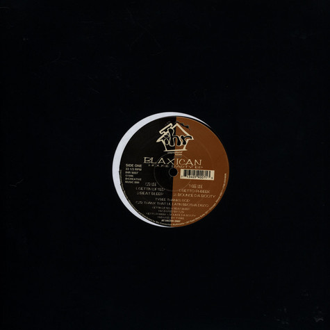 Blaxican - House Party EP