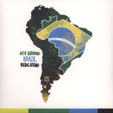 Kev Brown - Brazil Dedication Yellow Vinyl Edition