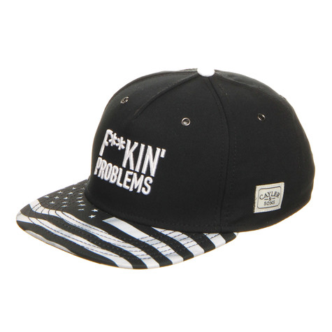 Cayler & Sons - Problems Snapback Cap