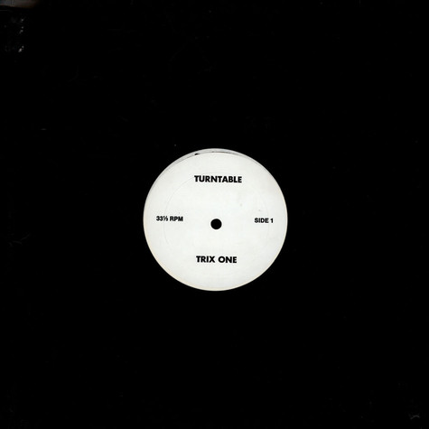 V.A. - Turntable Trix One