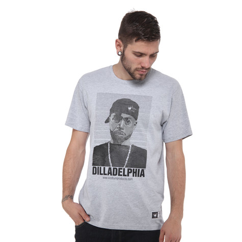 KicDrum Products x J Dilla - Dilladelphia T-Shirt