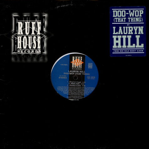 Lauryn Hill - Doo-Wop (That Thing)