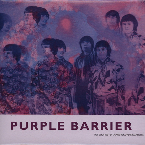 Purple Barrier Barrier, The - Shapes And Sounds