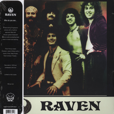 Raven - Who Do You See