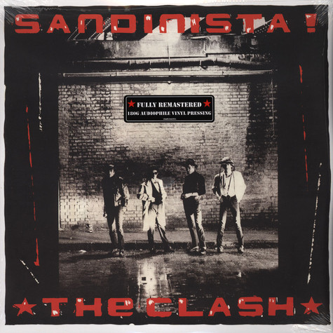 Clash, The - Sandinista