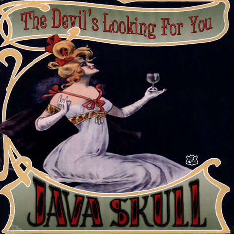 Java Skull - Devil's Looking For You