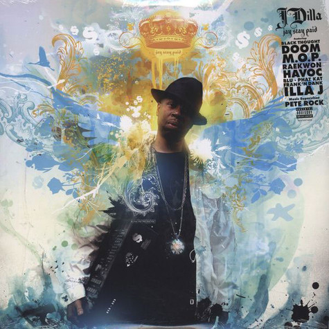 J Dilla aka Jay Dee - Jay Stay Paid Deluxe Reissue