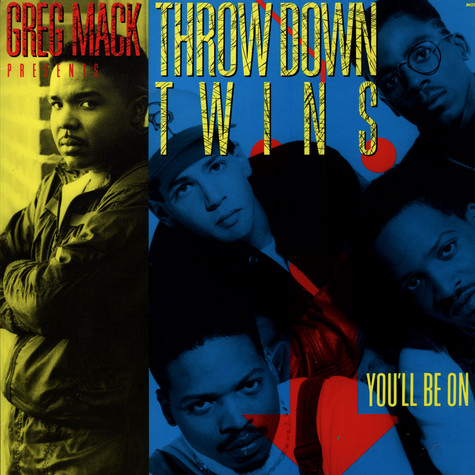 Throw Down Twins - You'll Be On It