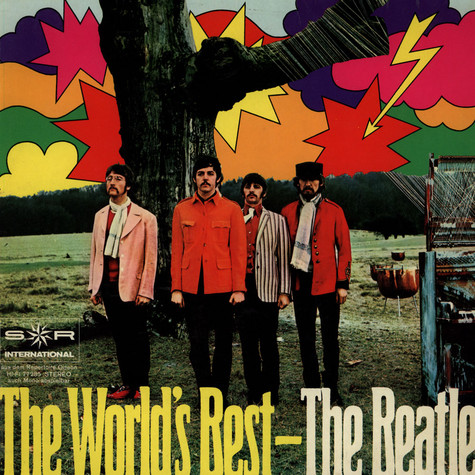 Beatles, The - The World's Best
