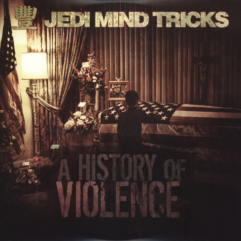 Jedi Mind Tricks - A History Of Violence Red Vinyl Edition