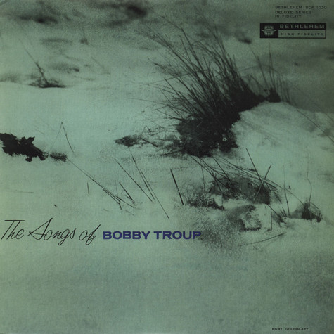Bobby Troup - Songs Of Bobby Troup