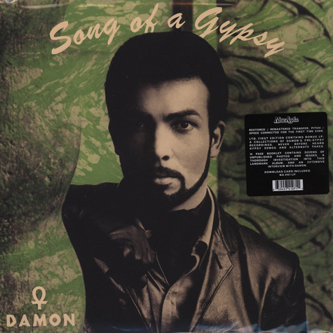 Damon - Song Of A Gypsy Deluxe Edition