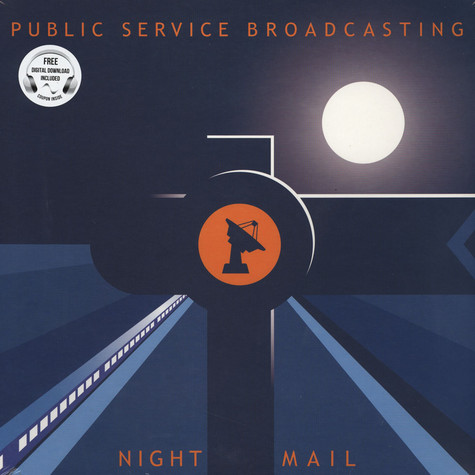 Public Service Broadcasting - Night Mail