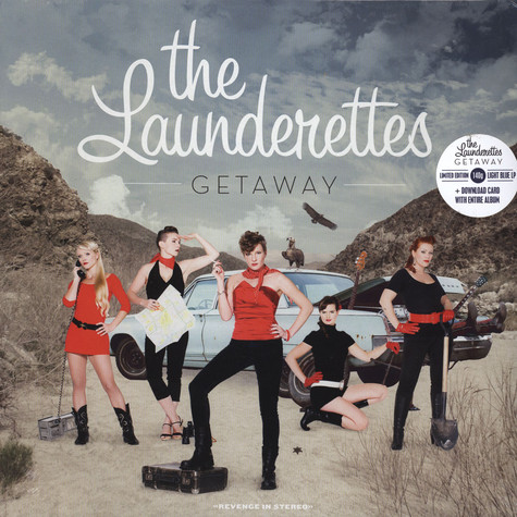 Launderettes, The - Getaway