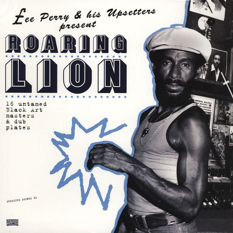 Lee Perry & The Upsetters - Roaring Lion