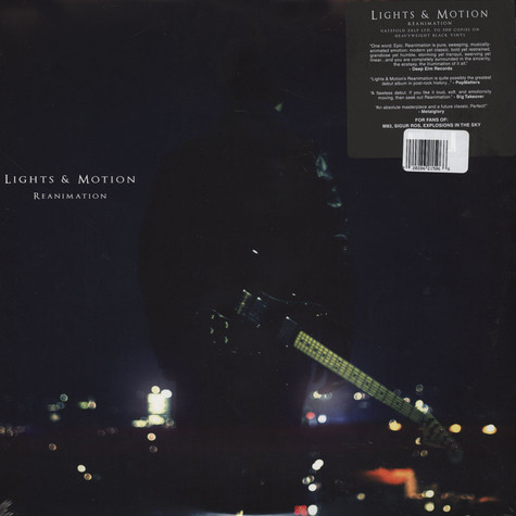 Lights & Motion - Reanimation