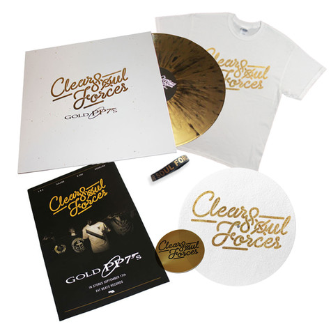 Clear Soul Forces - Gold PP7s Deluxe Vinyl Edition