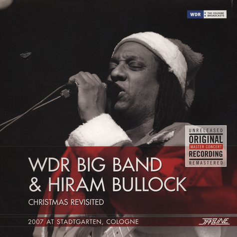 WDR Big Band & Hiram Bullock - Christmas Revisited