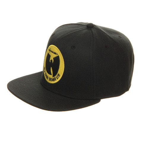 Wu-Tang Brand Limited - Sword Badge Strapback Cap (Black)  adf530a11b67