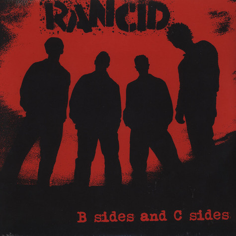 Rancid - B-Sides And C-Sides White Vinyl Edition