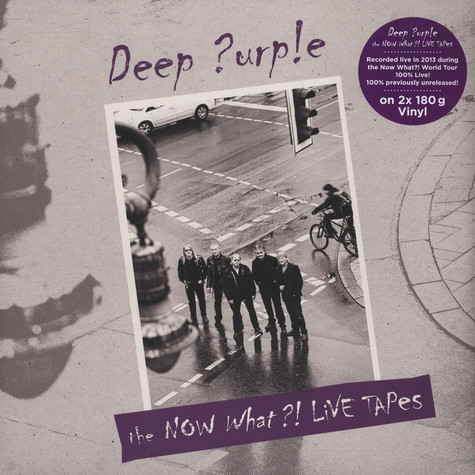 Deep Purple - Now What? Live Tapes