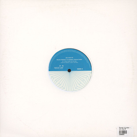 Ricardo Villalobos / Los Updates / Anthony Collins - Joli Chat EP
