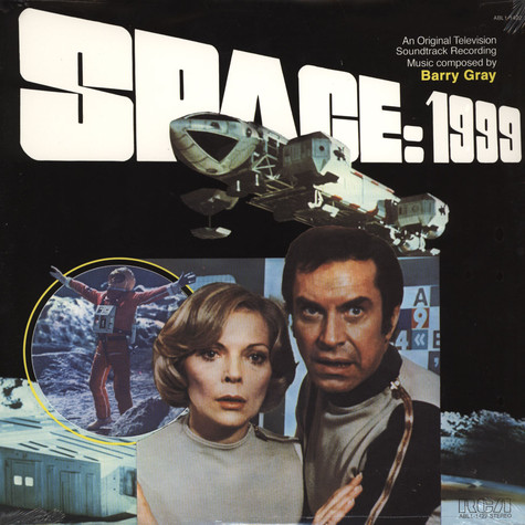 Barry Gray - OST Space 1999