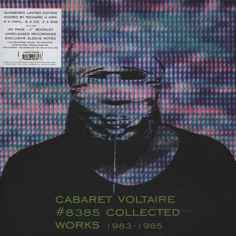 Cabaret Voltaire - #8385 - Collected Works 1983-1985