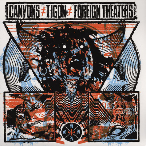 Canyons / Tigon / Foreign Theaters - Split