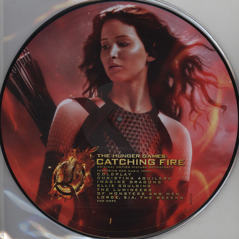 V.A. - OST The Hunger Games 2: Catching Fire