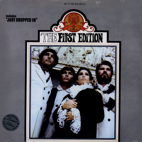 Kenny Roger & The First Edition - Kenny Rogers & The First Edition