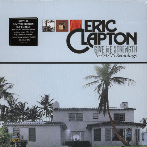 Eric Clapton - Give Me Strength: The '74/'75 Sessions