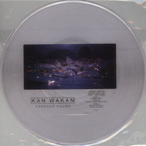 Kan Wakan - Forever Found EP
