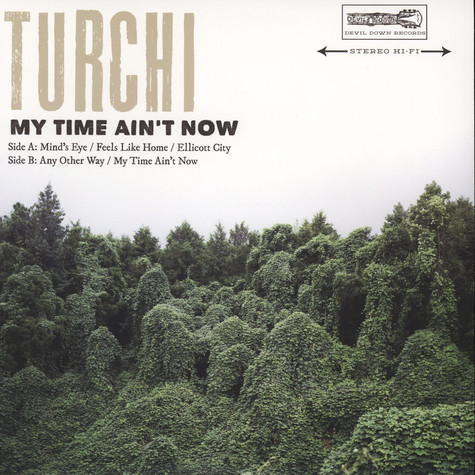 Turchi - My Time Ain't Now EP