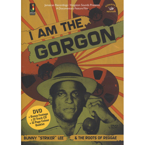 Bunny Striker Lee & The Roots Of Dub - I Am The Gorgon