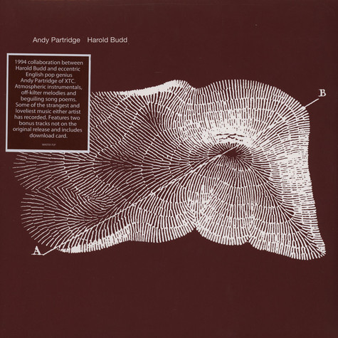 Harold Budd & Andy Partridge - Through The Hill