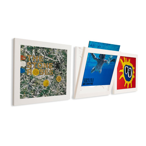 Art Vinyl - Play & Display Flip Frame Triple Pack