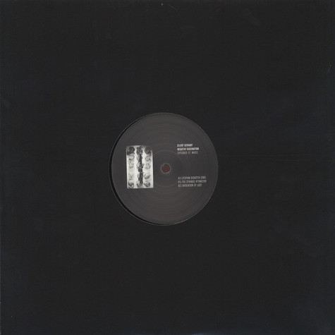 "Silent Servant - Negative Fascination - Extended 12"" Mixes"