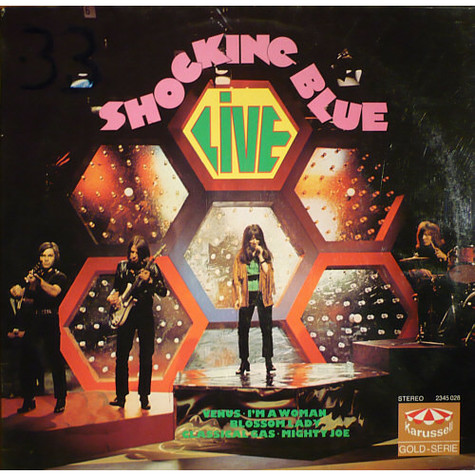 Shocking Blue - Live
