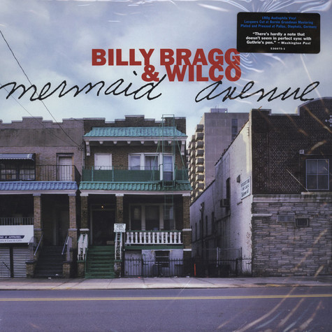 Billy Bragg & Wilco - Mermaid Avenue Volume 1