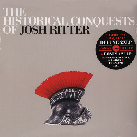 Josh Ritter - The Historical Conquest Of…