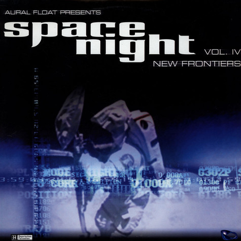 Aural Float - Space Night Vol. IV - New Frontiers Pt. I