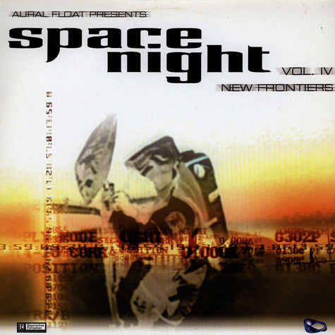 Aural Float - Space Night Vol. IV - New Frontiers Pt. II