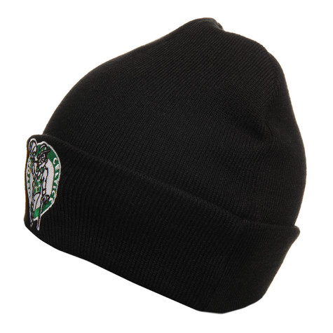 Mitchell & Ness - Boston Celtics NBA Cuffed Knit Beanie
