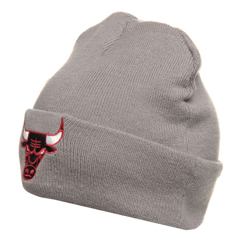 Mitchell & Ness - Chicago Bulls NBA Cuffed Knit Beanie