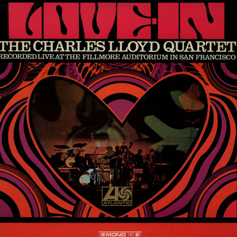 Charles Lloyd Quartet, The - Love-In