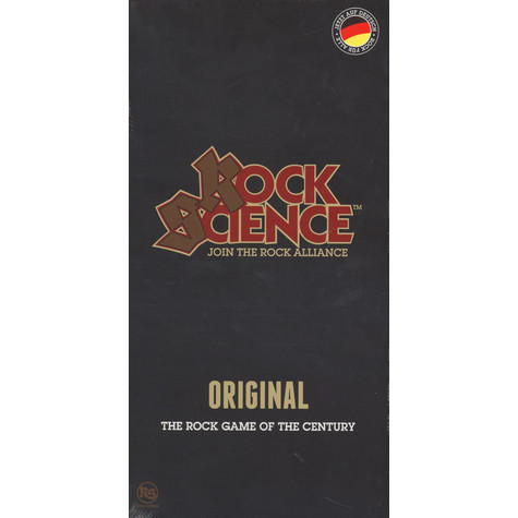 Rock Science - Rock Science Original 2013