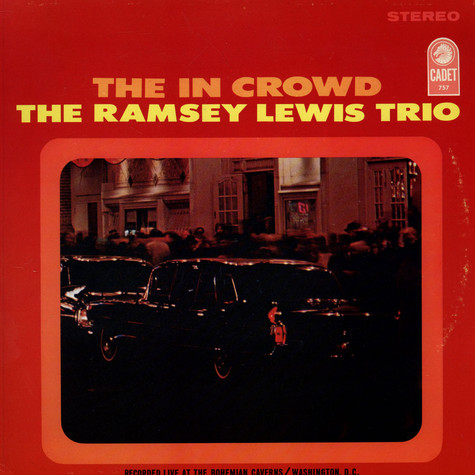 Ramsey Lewis Trio, The - The In Crowd