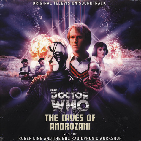 Roger Limb - Doctor Who - The Caves of Androzani