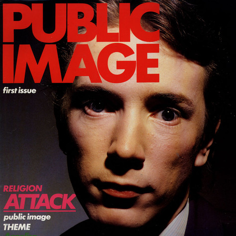 Public Image Limited - Public Image - First Issue